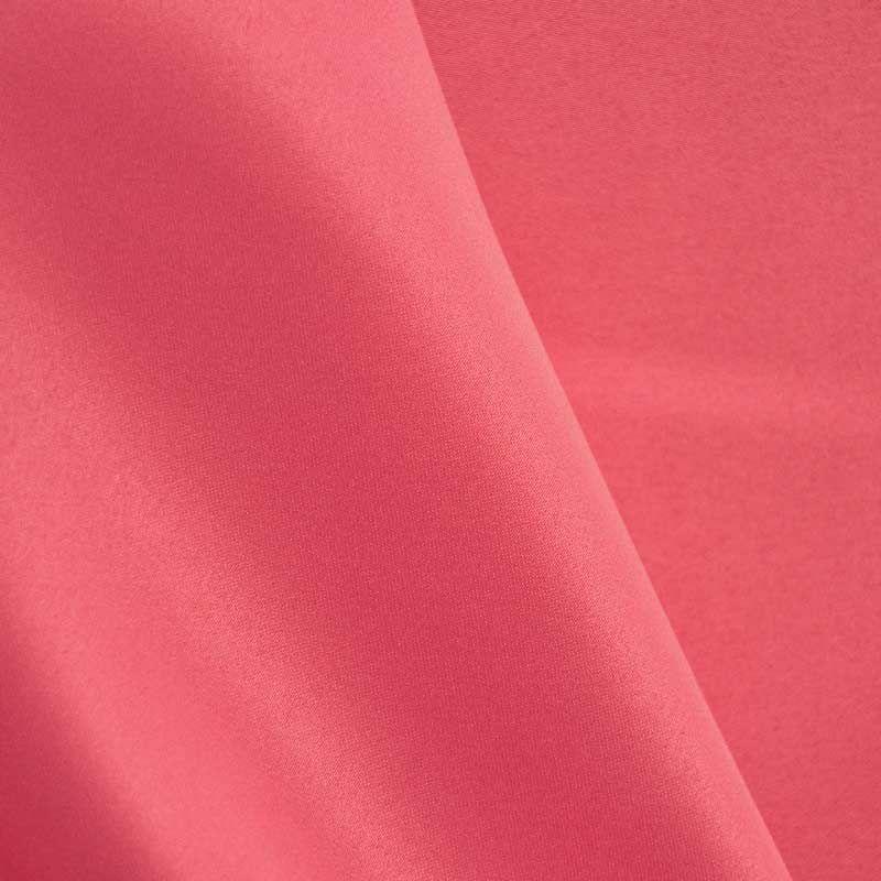 PRC/DULLSATIN / CORAL 1203 / 100% Polyester Dull Satin