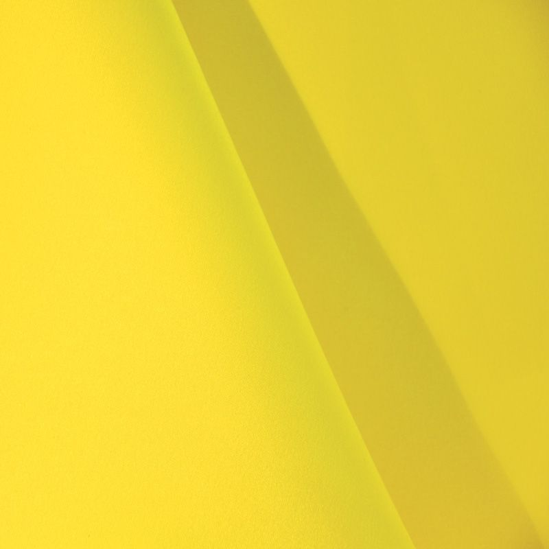 PRC/DULLSATIN / YELLOW/D 1336 / 100% Polyester Dull Satin