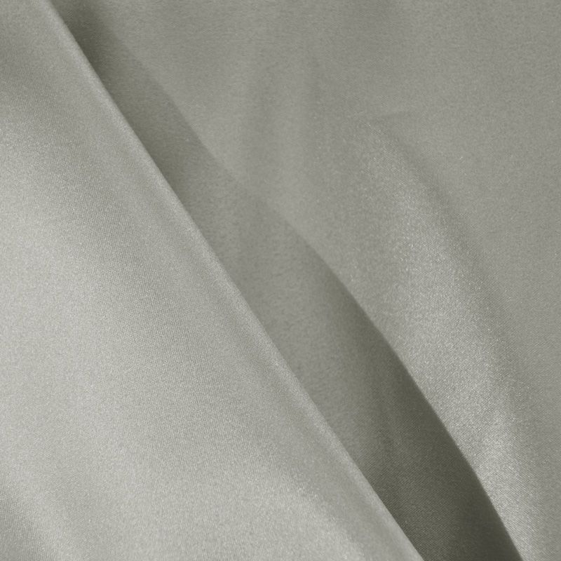 PRC/DULLSATIN / SILVER 1301 / 100% Polyester Dull Satin