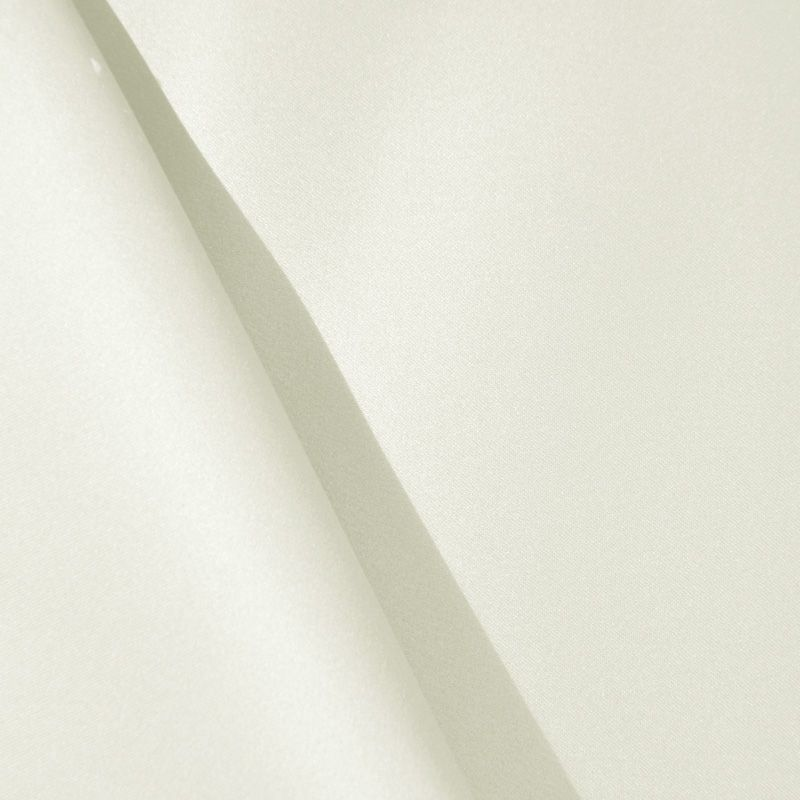 PRC/DULLSATIN / IVORY 1110 / 100% Polyester Dull Satin