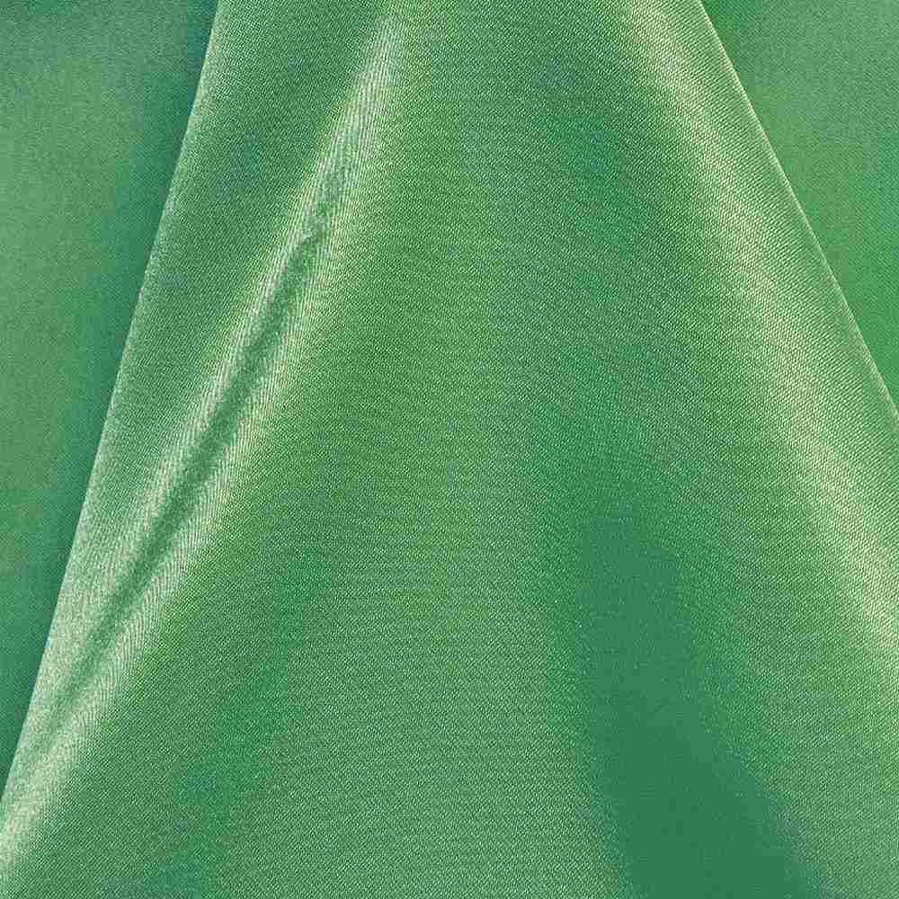 CRM / TEAL/GREEN 645 / 100% Polyester Charmeuse