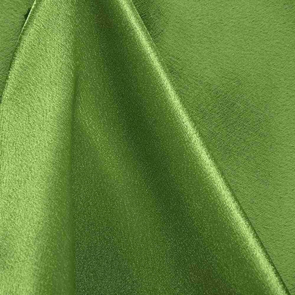 BACK CREPE / SAGE 354 / 100% Polyester Back Crepe Satin