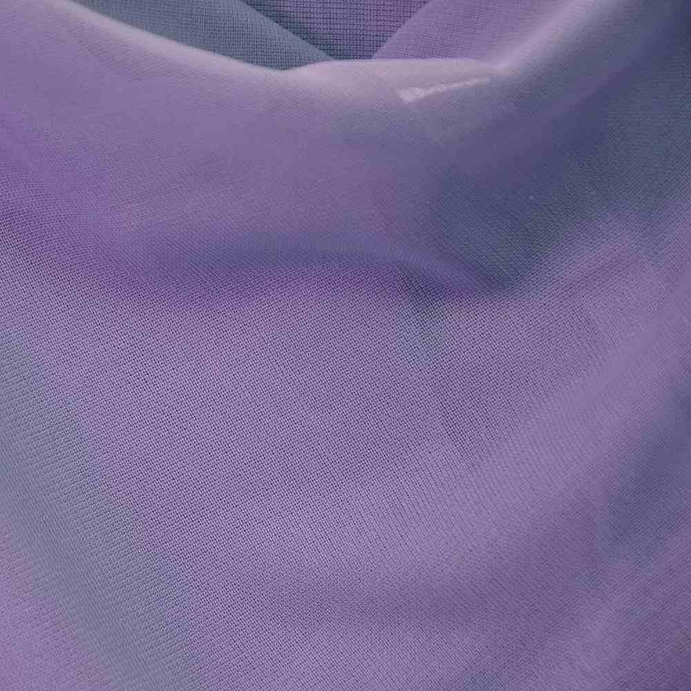 CMJ3000 / LILAC 173 / 100% Polyester Chiffon Matt Jersey