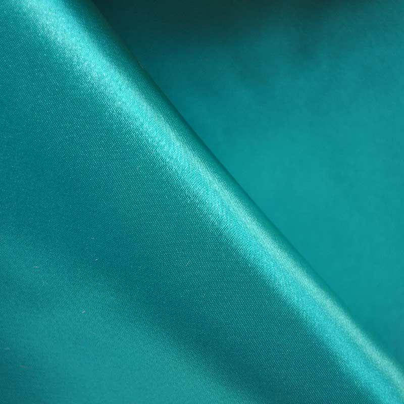 SATIN/POLY 3145 / JADE 390 / 100% Polyester Bridal Satin