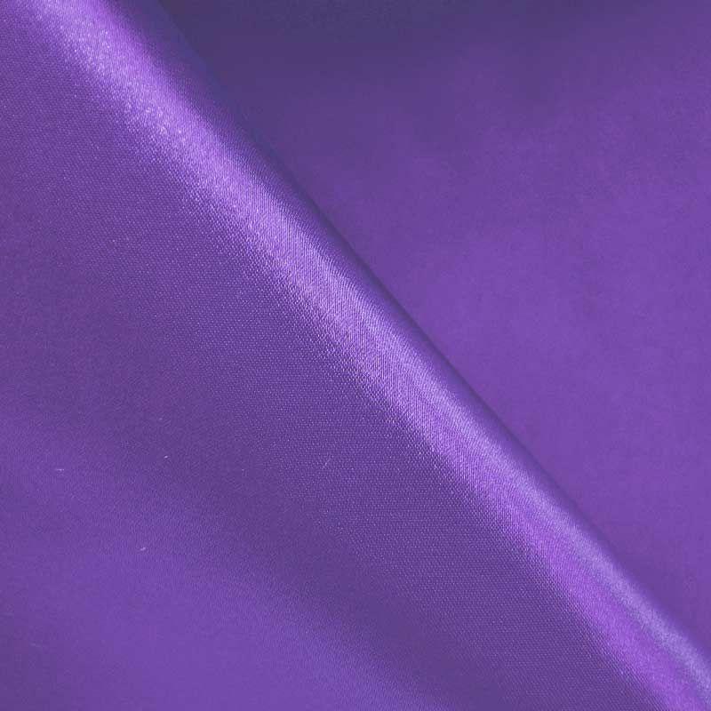 SATIN/POLY 3145 / PURPLE 658 / 100% Polyester Bridal Satin
