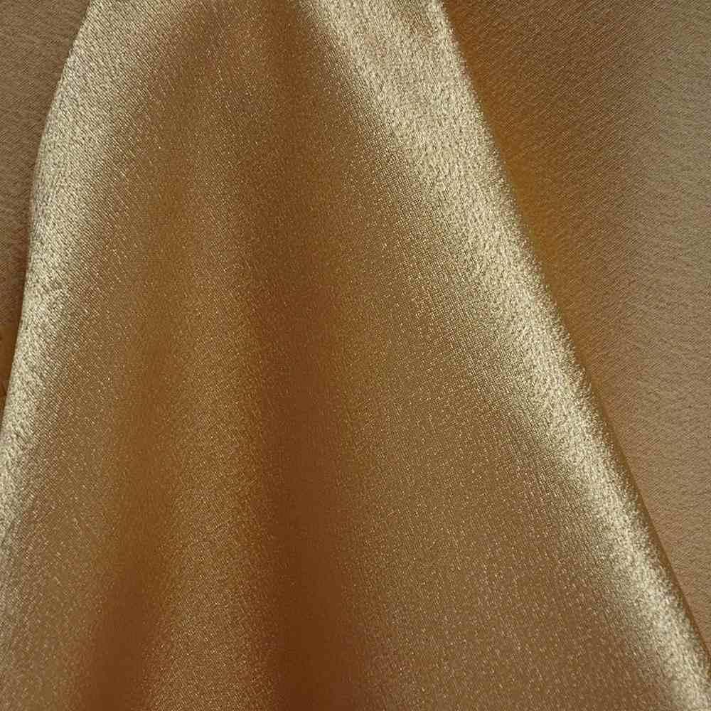 BACK CREPE / CAFE 29 / 100% Polyester Back Crepe Satin