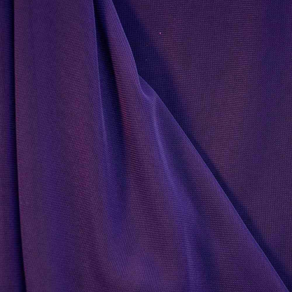 CMJ3000 / PURPLE 659 / 100% Polyester Chiffon Matt Jersey