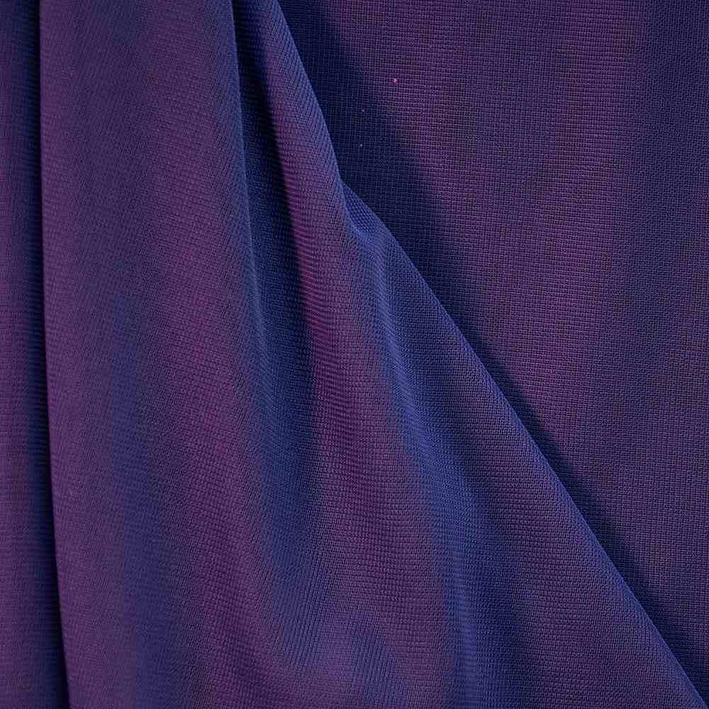 CMJ3000 / PURPLE 653 / 100% Polyester Chiffon Matt Jersey