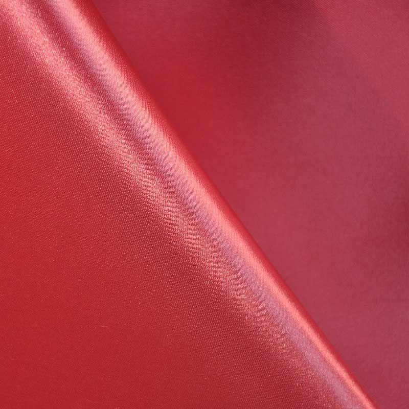 SATIN/POLY 3145 / WILD FIRE 214 / 100% Polyester Bridal Satin
