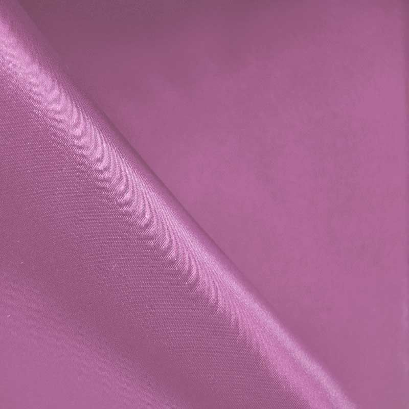SATIN/POLY 3145 / MAUVE 35 / 100% Polyester Bridal Satin