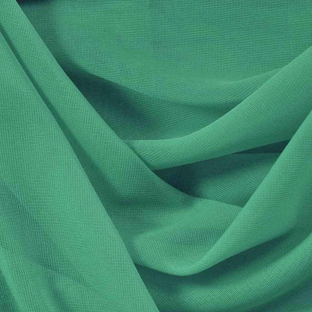CMJ3000 / JADE 390 / 100% Polyester Chiffon Matt Jersey
