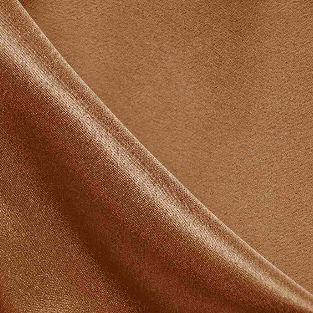 <h2>BACK CREPE</h2> / COPPER 855                      / 100% Polyester Back Crepe Satin
