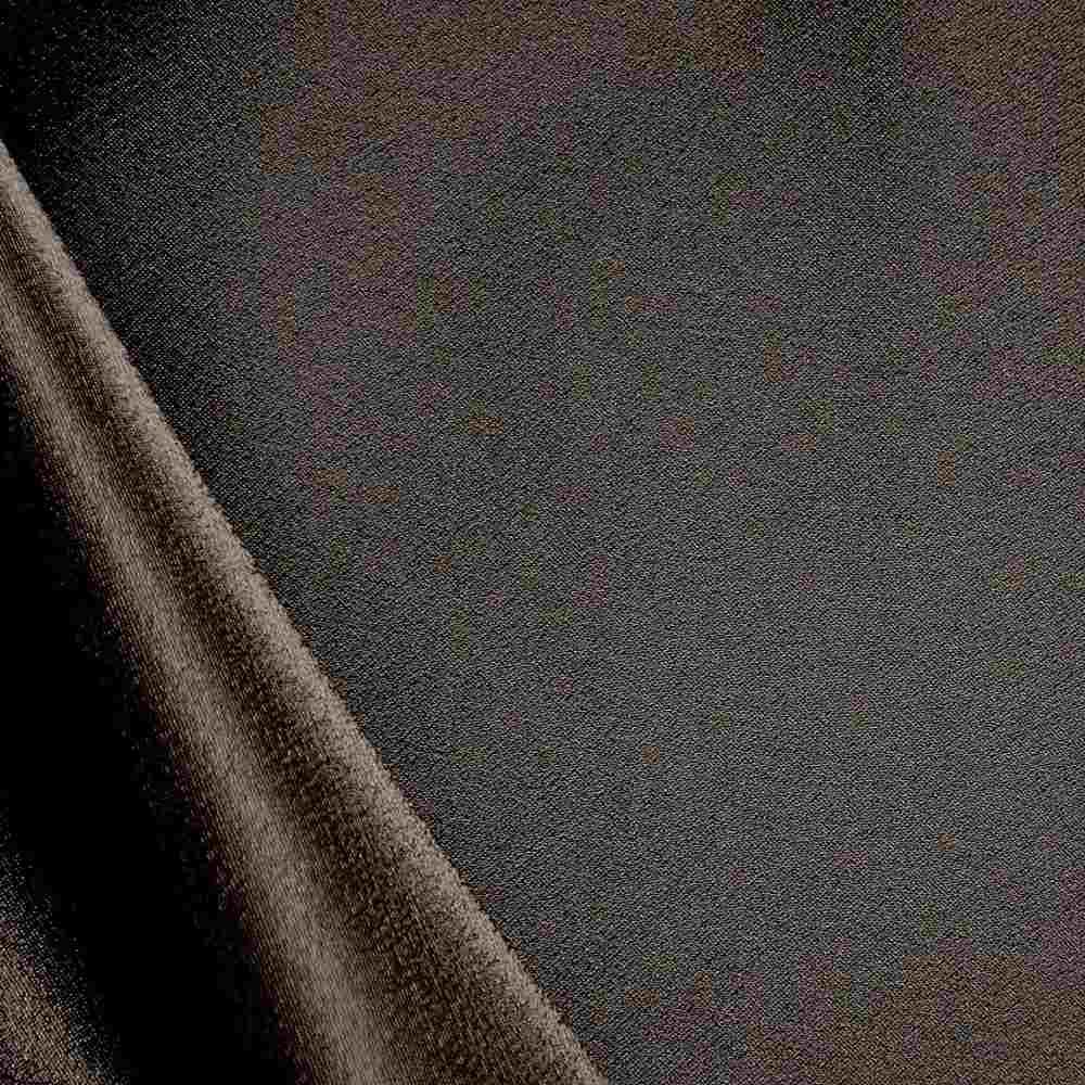 <h2>BACK CREPE</h2> / CHOCO/DK 139-K                  / 100% Polyester Back Crepe Satin