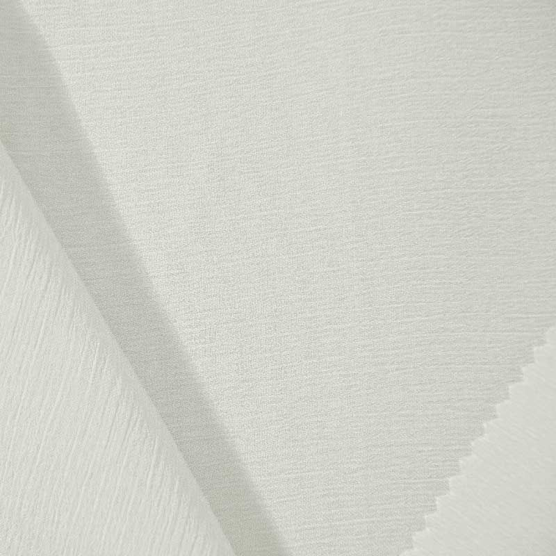 YORYU 060 / IVORY 330 / 100% Polyester Chiffon Yoryu